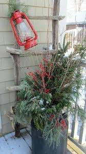 Christmas Decorations Outdoor Ideas - best 25 primitive christmas decorating ideas on pinterest diy
