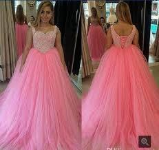 pink corset prom dress prom dresses dressesss