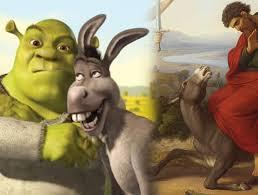 shrek u0027s characters fairytales donkey