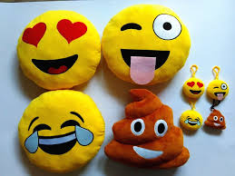 emoji emoticon emojicon pillows keychain toptrenz