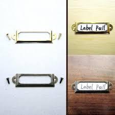 file cabinet label holders file cabinet label holder lateral file cabinet label holders file