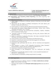 Cover Letter For Chef Prototype Test Engineer Sample Resume 22 Component Engineer