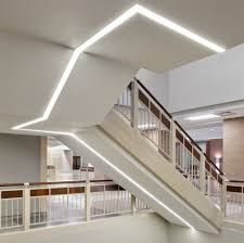 Recessed Handrail Alw Architectural Lighting Works Civic U0026 Other Spaces
