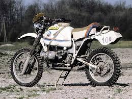 bmw motocross bike 1981 bmw works dakar racer