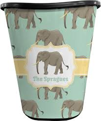 elephant waste basket personalized potty training concepts