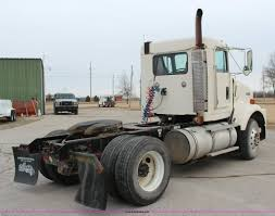 kenworth chassis 1995 kenworth t800 semi truck item k7097 sold april 23