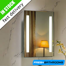 Hotel Bathroom Mirrors by Illuminated Backlit Wall Mounted Bathroom Mirrors With Demister