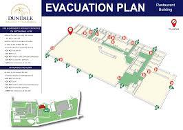 Evacuation Floor Plan Template by 3d Evacuation Plans Silverbear Design