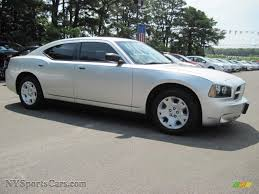 2007 dodge charger in bright silver metallic photo 5 814019