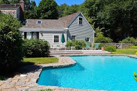 house with swimming pool homes with swimming pool for sale in easton ct find and buy