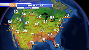 Usa Weather Map Weather Maps