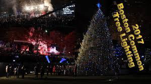 christmas tree lighting boston 2017 the 2017 boston common tree lighting panasonic gh5 12 35mm f 2 8