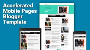10 best responsive free amp blogger templates codiblog