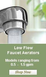 Low Flow Bathroom Faucet Low Flow Aerators Eartheasy Com Solutions For Sustainable Living