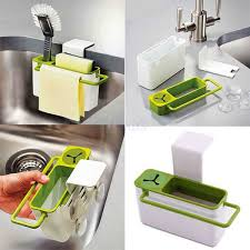 Kitchen Sink Storage Ideas Kitchen Sink Tidy Storage