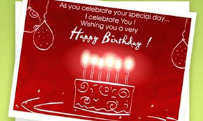 e birthday card electronic greetings cards greeting cards design