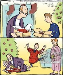 gift ideas cartoons and comics funny pictures from cartoonstock