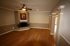 two tone living room paint ideas living room paint divider ideas two toned two tone walls pic 17