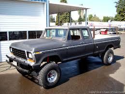 1979 Ford Truck Mudding - a skyjacker suspension 6