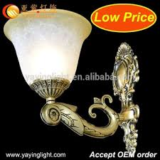 low cost wall bracket light fitting bathroom light wall decorative