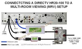 directv d12 h24 h25 b band converters dishes and multiswitches