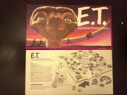 E T Phone Home E T The Extra Terrestrial A Board Game A Day