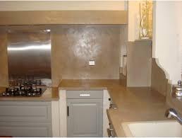 béton ciré sur carrelage cuisine beton cire sur plan de travail cuisine en carrelage newsindo co
