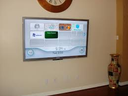 Flat Screen Tv Wall Cabinet by Amusing Flat Screen Tv Wall Mount Ideas Pics Inspiration Tikspor