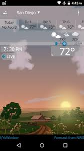 5 best weather apps for android android gadget hacks