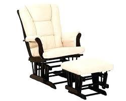 Espresso Rocking Chair Nursery Espresso Rocking Chair Espresso Finish All Weather Wicker Rocker