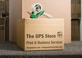 personalized greeting cards printed with the ups store