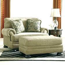 comfy chair with ottoman large chair with ottoman thefarmersfeast me