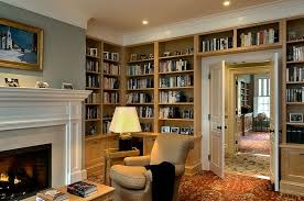 4 Fantastic Home Library Design Ideas