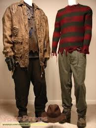 jason costume freddy vs jason freddy robert englund and jason ken kirzinger