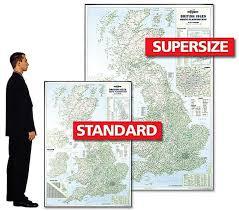 map uk and irelandmap uk counties supersize uk and ireland wall map of counties mm
