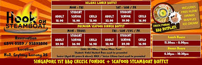 Round Table Lunch Buffet by Hook On Steamboat Home Facebook
