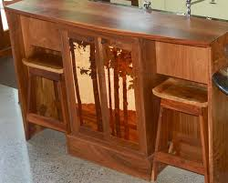 Japanese Style Kitchen Cabinets Hand Made Custom Claro Walnut Japanese Style Counter Stools By