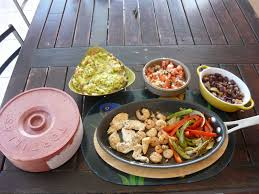 cuisine mexicaine fajitas maigrir avec la méthode montignac phase 1 recette des fajitas