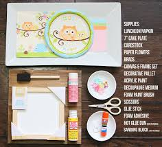 diy baby shower wall art party ideas u0026 activities by wholesale