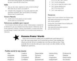 Resume Keyword Scanner Job Resume Quick Learner 3 Barista Resume Quick Cover Letters