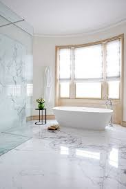 bathroom ideas pictures free calcutta marble free standing bath modern bathroom ideas