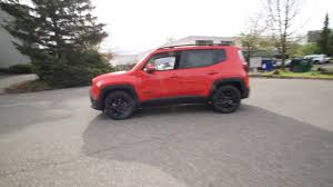 jeep renegade orange 2017 2017 jeep renegade latitude omaha orange hpe99484 redmond