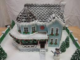 pattern for large gingerbread house 1095 best gingerbread house ideas images on pinterest christmas