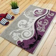 Funky Bathroom Rugs Black And Purple Bathroom Rugs Funky Paving Rugs In Purple Grey
