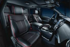 Classic Black Ford Svt Raptor - black interior with red stitching google search me likey