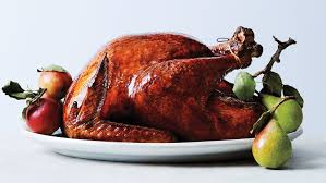 glazed and lacquered roast turkey recipe bon appetit