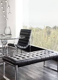 knox backless tufted bench w stainless steel frame hedgeapple