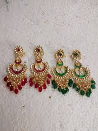 rajputi earrings roopsi rajputi jewellery and bangles home
