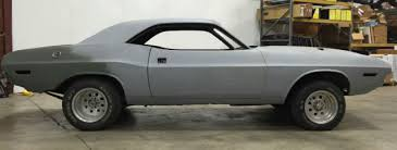 dodge challenger project 1970 dodge challenger hardtop rolling chassis project
