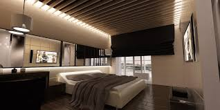 modern nice design modern bedroom with star ceiling with white